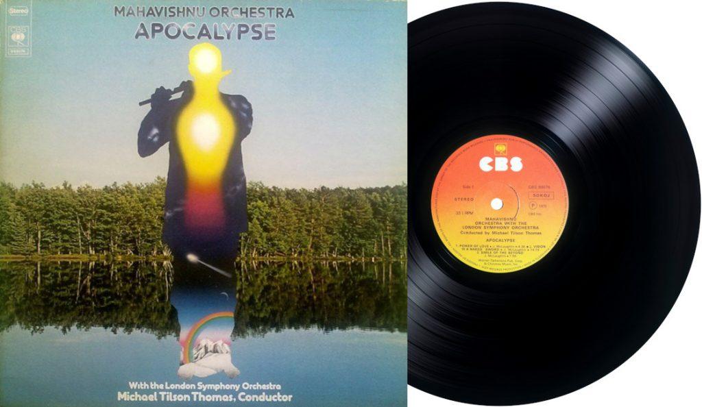 """Mahavishnu Orchestra – """"Apocalypse""""<br>Travanj – 1974."""
