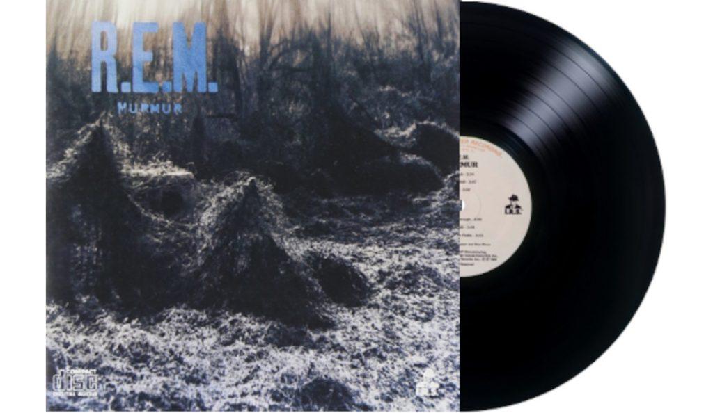 """R.E.M. – """"Murmur""""<br>Travanj – 1983."""