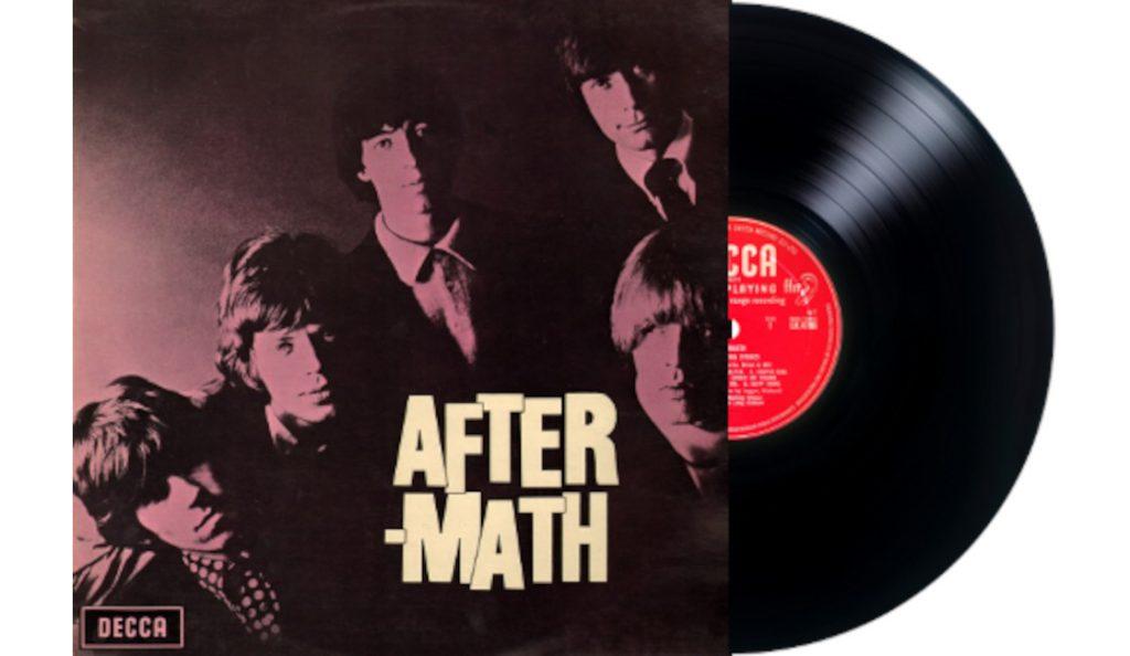 "The Rolling Stones – ""Aftermath""<br>Travanj – 1966."