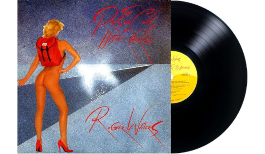 """Roger Waters – """"The Pros and Cons of Hitch Hiking""""<br>Travanj – 1984."""