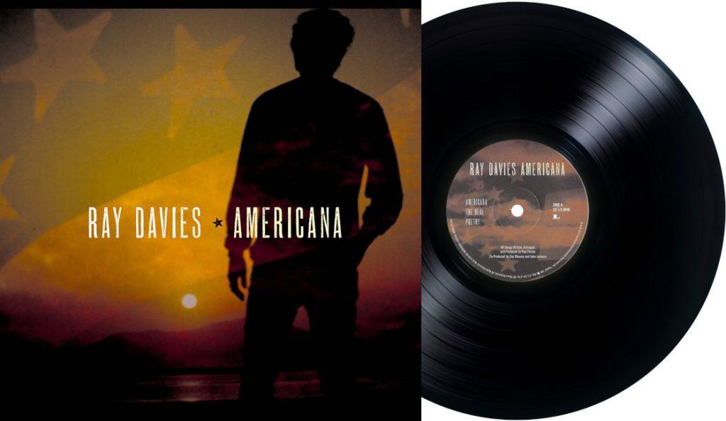 "Ray Davies – ""Americana""<br>Travanj – 2017."