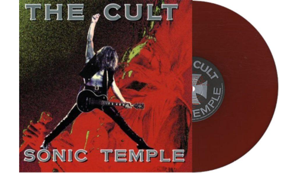 "The Cult – ""Sonic Temple""<br>Travanj – 1989."