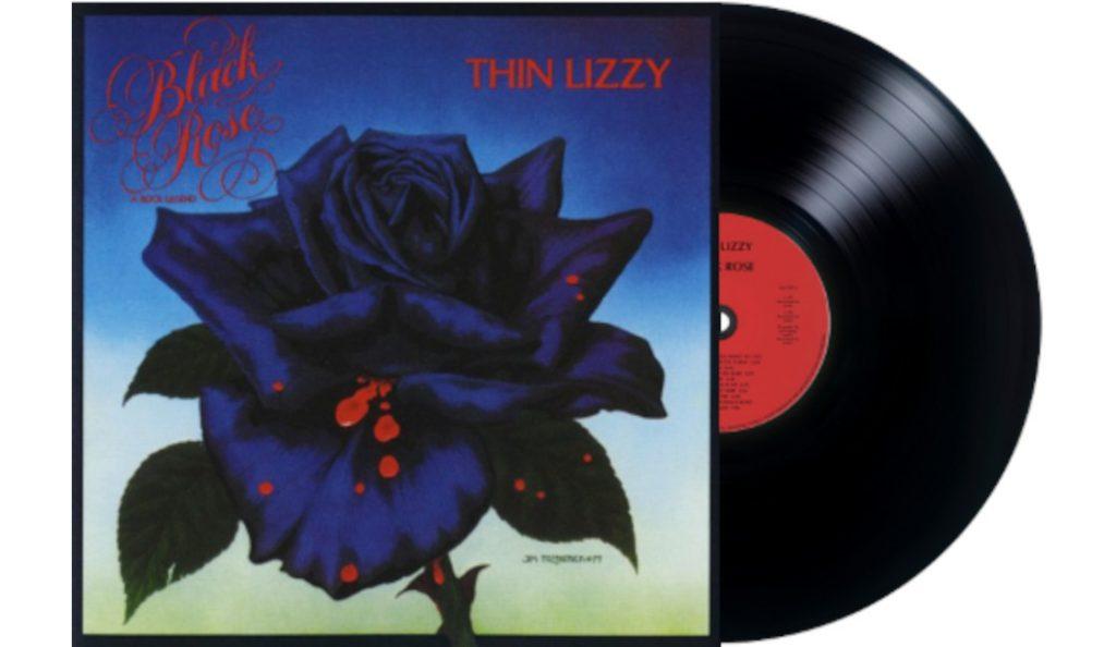 "Thin Lizzy – ""Black Rose: A Rock Legend""<br>Travanj – 1979."