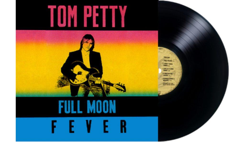"""Tom Petty – """"Full Moon Fever""""<br>Travanj – 1989."""