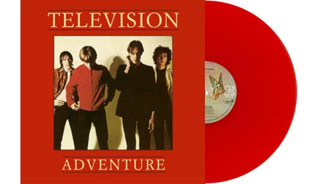 """Television – """"Adventure""""<br>Travanj – 1978."""