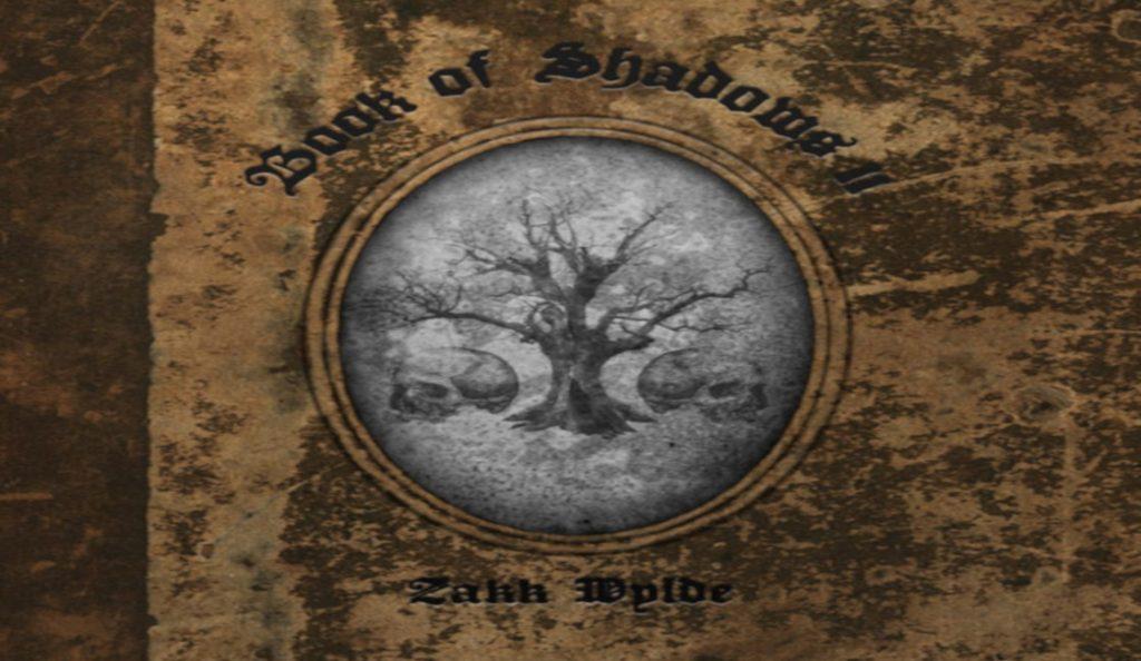 """Zakk Wylde – """"Book Of Shadows Volume II""""<br>Travanj – 2016."""