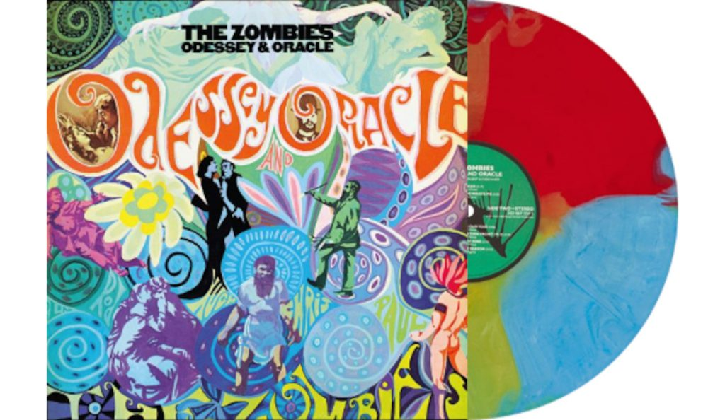 """The Zombies – """"Odessey and Oracle""""<br>Travanj – 1968."""