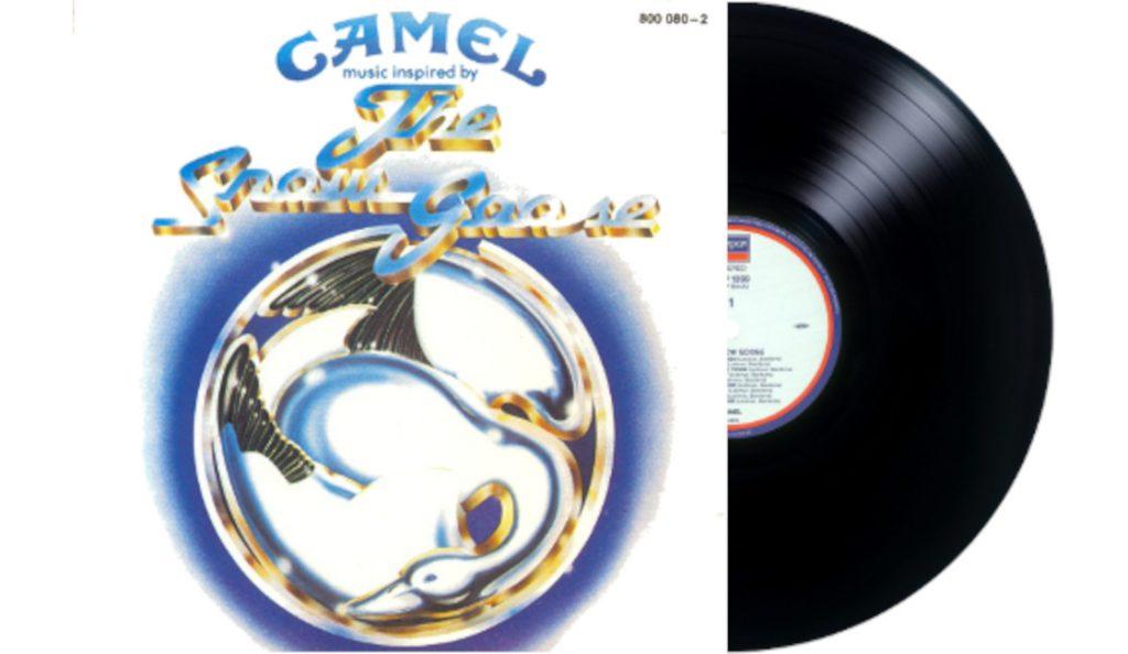 "Camel – ""Snow Goose""<br>Travanj – 1975."