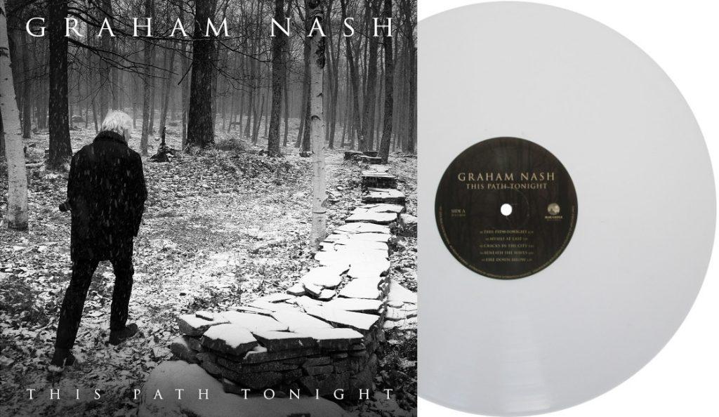 "Graham Nash – ""This Path Tonight""<br>Travanj – 2016."