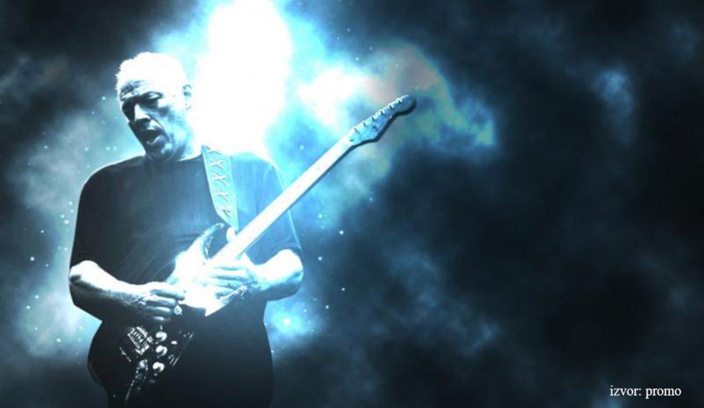 """David Gilmour: Wider Horizons""<br>Studeni – 2015."