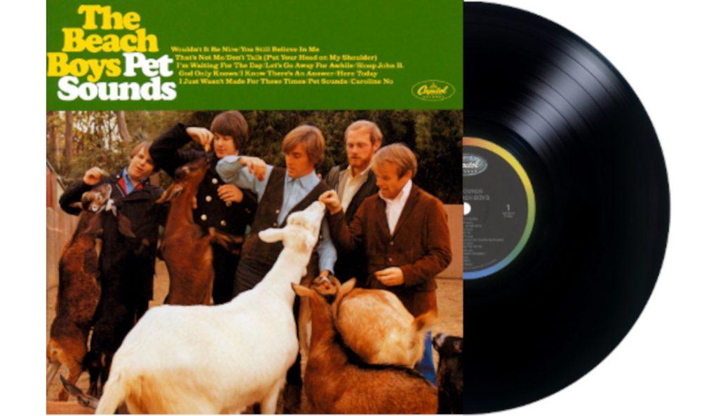 "The Beach Boys – ""Pet Sound""<br>Svibanj – 1966."