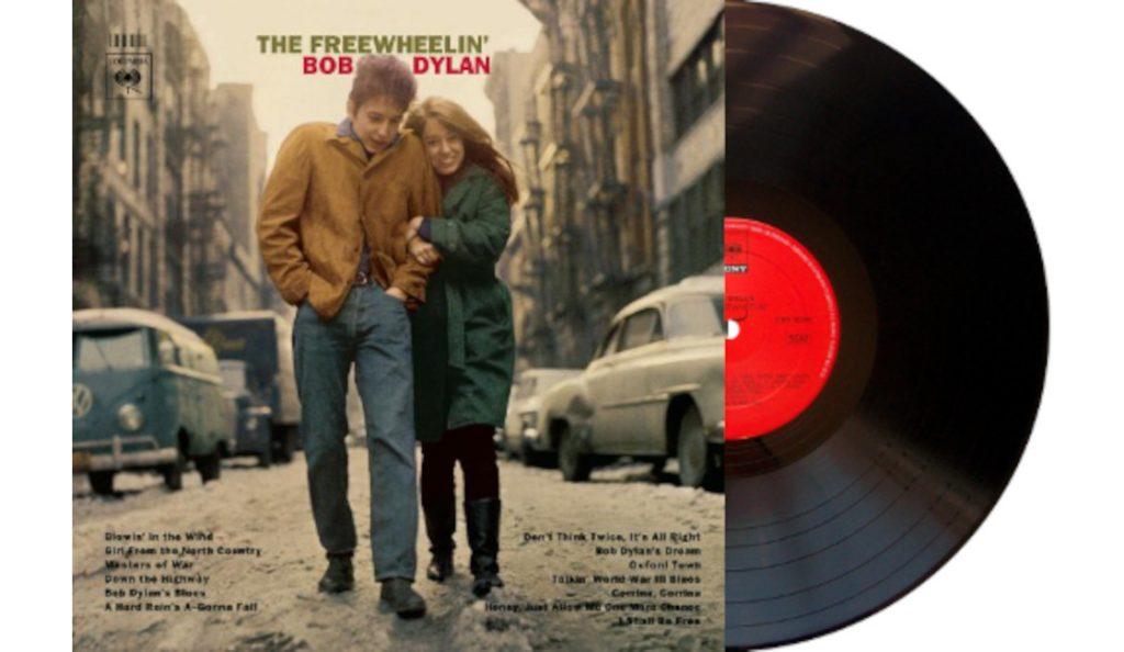 """Bob Dylan – """"Freewheelin' Bob Dylan""""<br>Svibanj – 1963."""