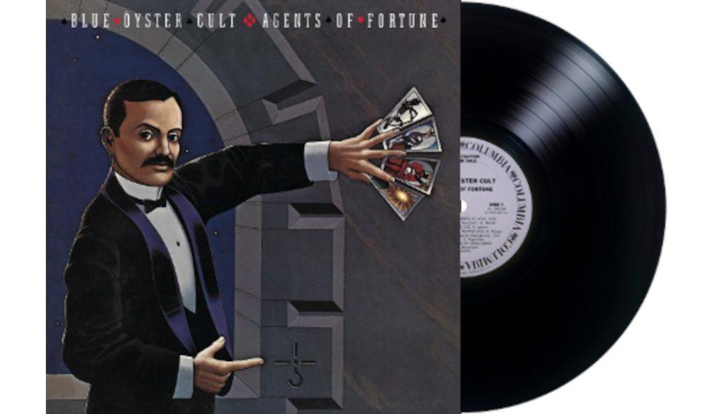 "Blue Oyster Cult – ""Agents of Fortune""<br>Svibanj – 1976."