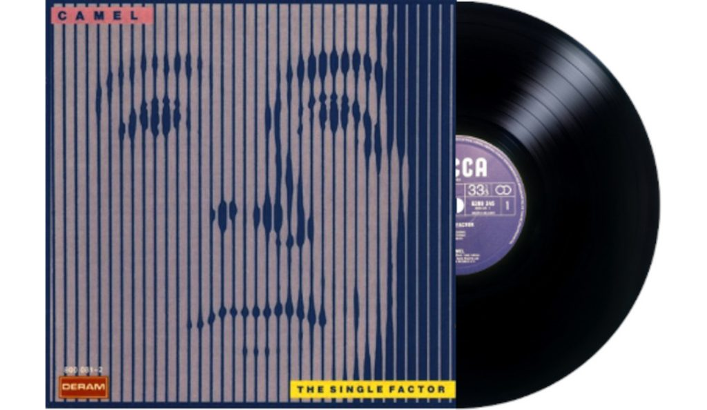 "Camel – ""The Single Factor""<br>Svibanj – 1982."