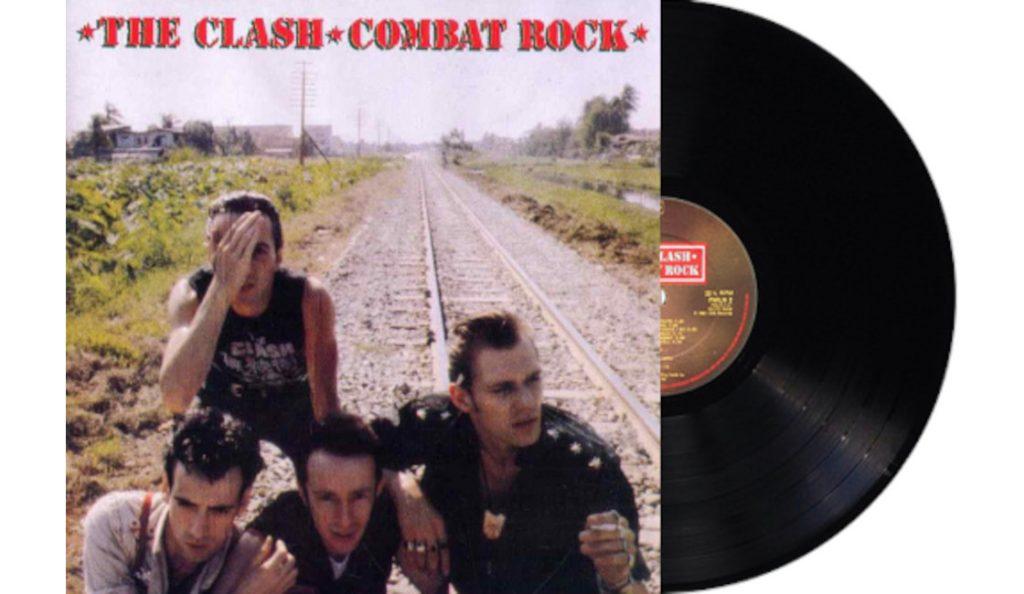 "The Clash – ""Combat Rock""<br>Svibanj – 1982."