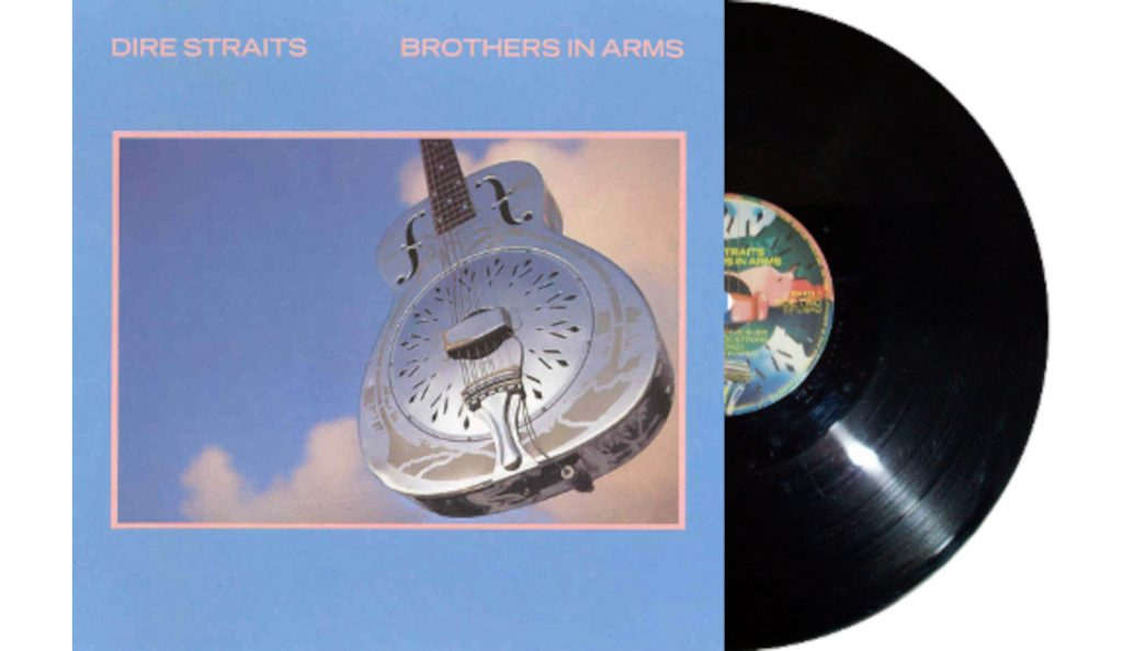 """Dire Straits – """"Brothers in Arms""""<br>Svibanj – 1985."""