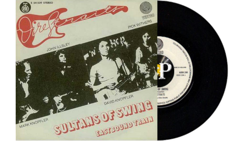 "Dire Straits – ""Sultans of Swing""<br>Svibanj – 1978."
