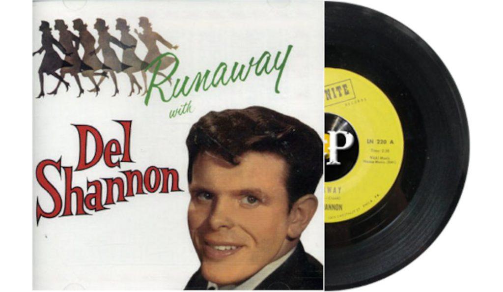 """Del Shannon – """"Runaway""""<br>Veljača – 1961."""
