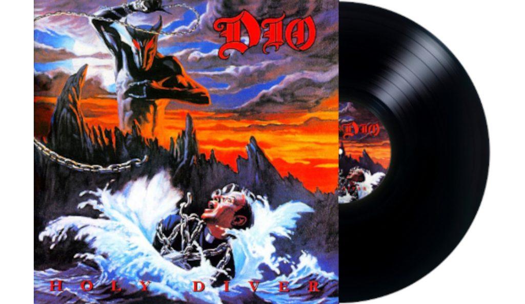 """Dio – """"Holy Diver""""<br>Svibanj – 1983."""