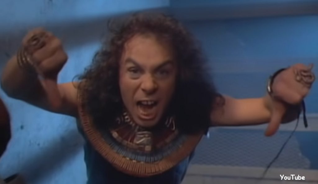 Ronnie James Dio<br>1942. – 2010.<br>Svibanj – 2010.