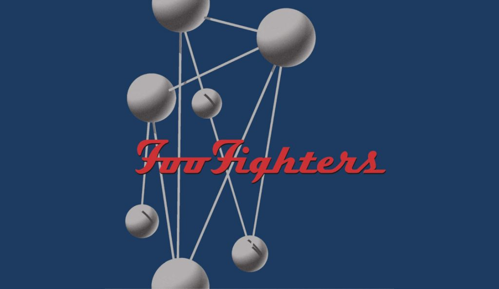 """Foo Fighters – """"The Colour And The Shape""""<br>Svibanj – 1997."""