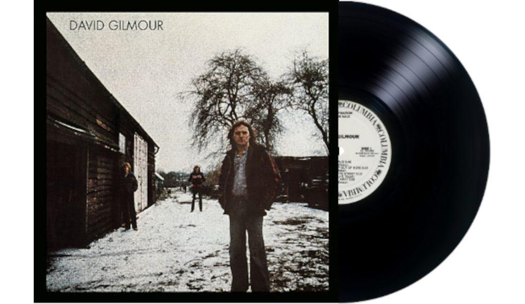 "David Gilmour – ""David Gilmour""<br>Svibanj – 1978."