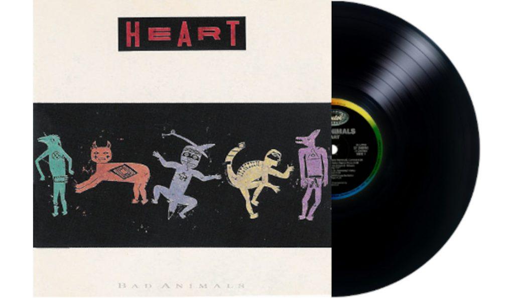 "Heart – ""Bad Animals""<br>Lipanj – 1987."