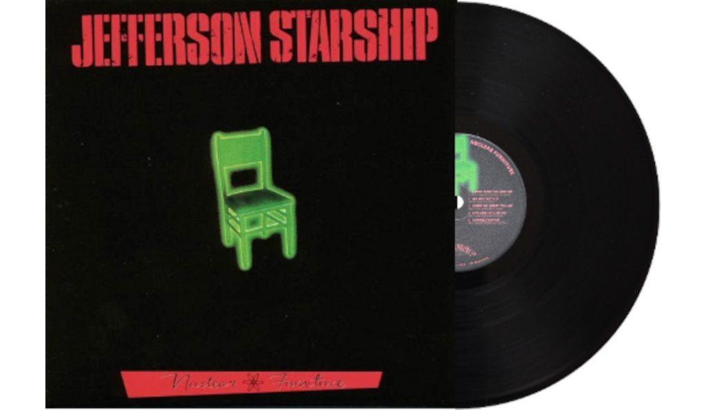 "Jefferson Starship – ""Nuclear Furniture""<br>Svibanj – 1984."