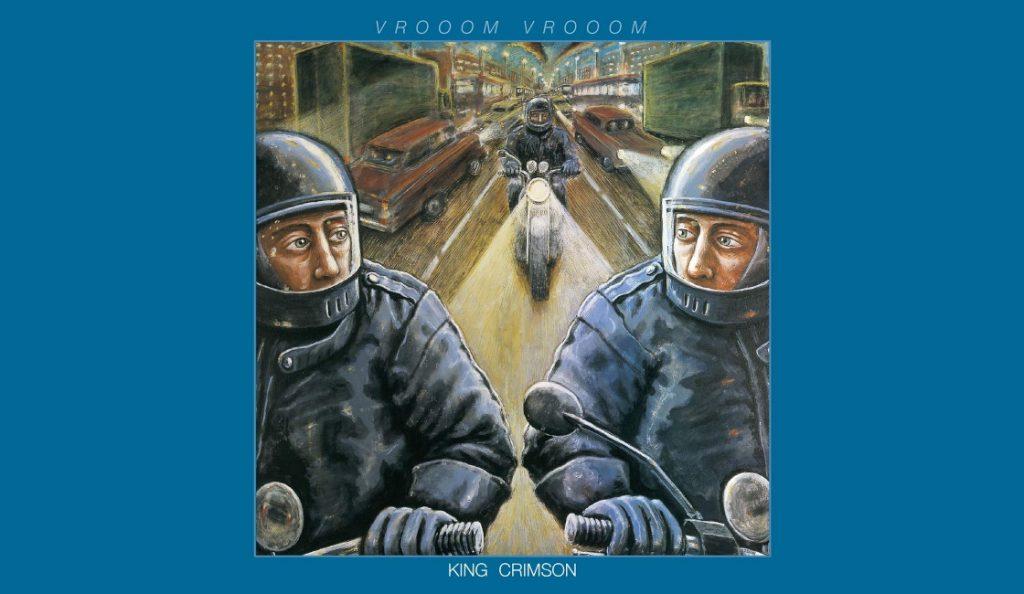 """King Crimson – """"VROOM VROOM (Live In Mexico, 1996)""""<br>Studeni – 2001."""