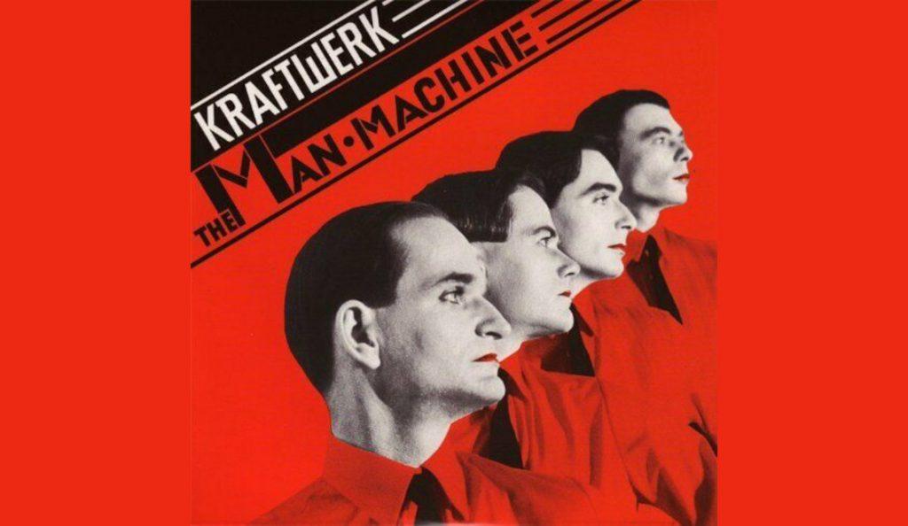 "Kraftwerk – ""Man Machine""<br>Svibanj – 1978."