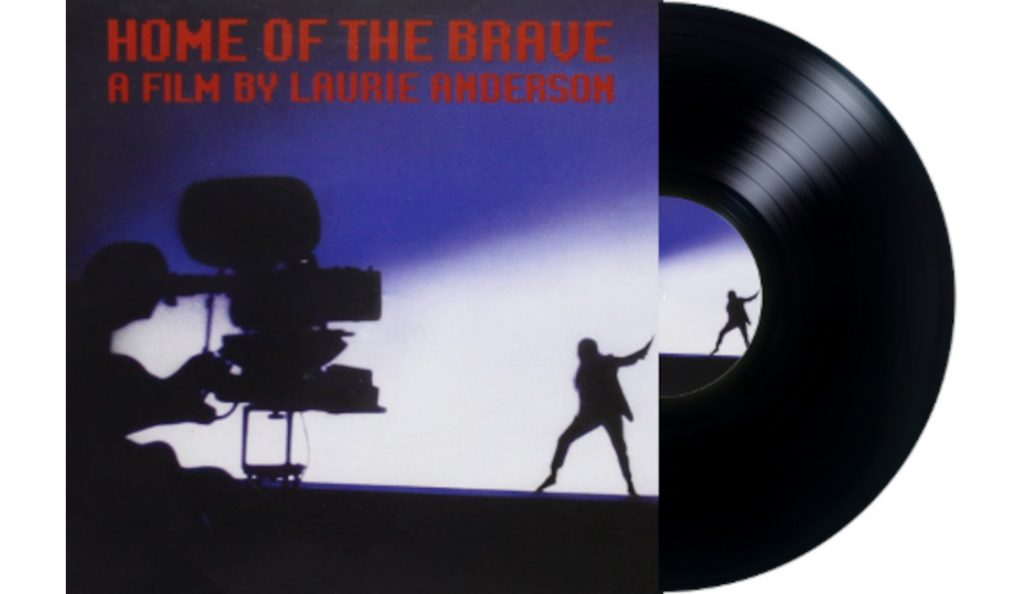 """Laurie Anderson – """"Home of the Brave""""<br>Svibanj – 1986."""
