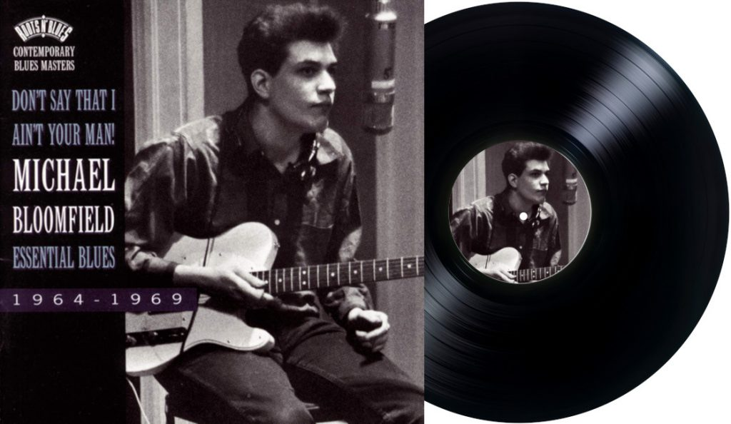 """Mike Bloomfield – """"Don't Say That I Ain't Your Man""""<br>Svibanj – 1994."""