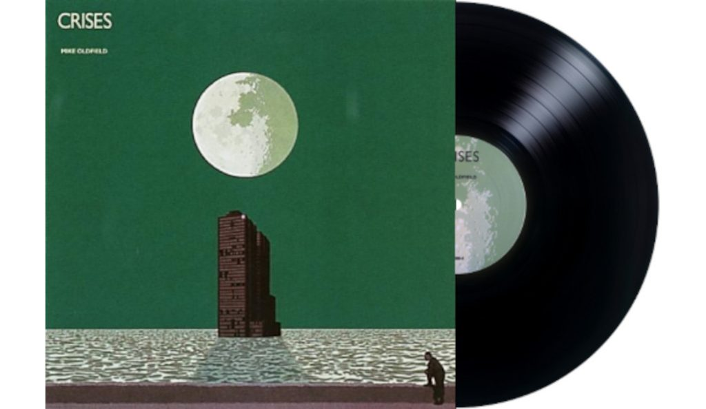 "Mike Oldfield – ""Crises""<br>Svibanj – 1983."