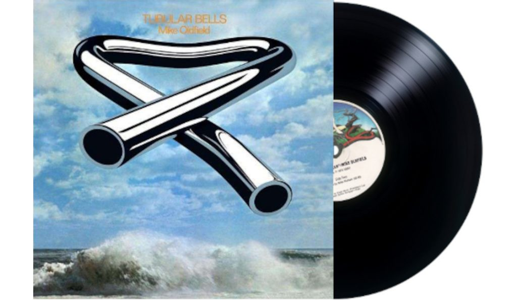 "Mike Oldfield – ""Tubular Bells""<br>Svibanj – 1973."