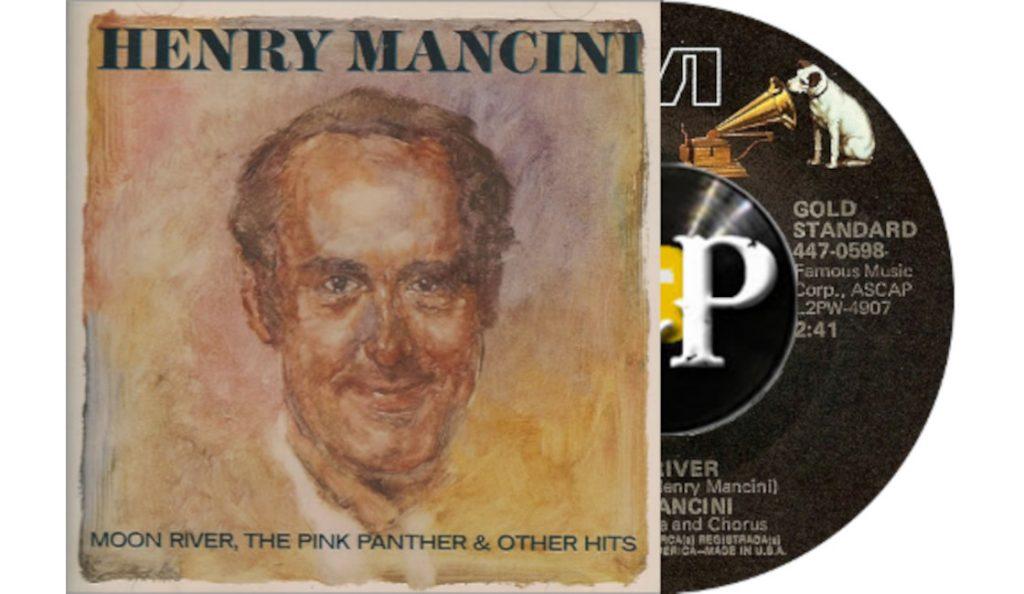 "Henry Mancini – ""Moon River""<br>02. Listopada – 1961."