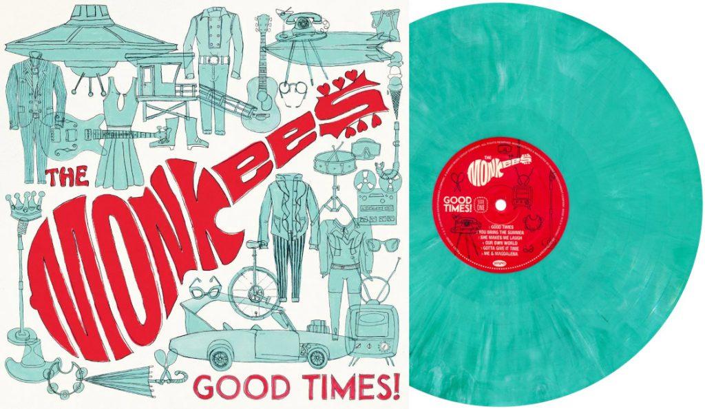 "The Monkees – ""Good Times""<br>Svibanj – 2016."