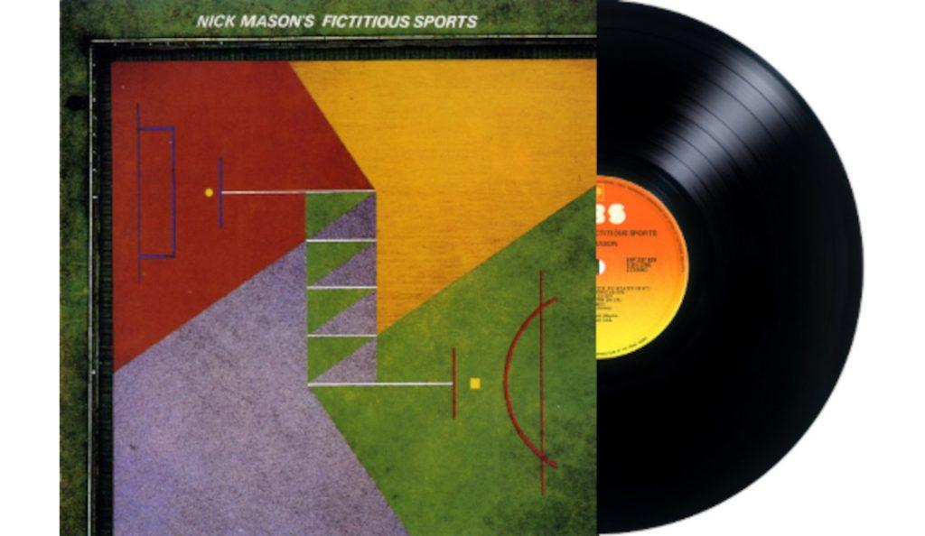 "Nick Mason – ""Fictitious Sports""<br>Svibanj – 1981."