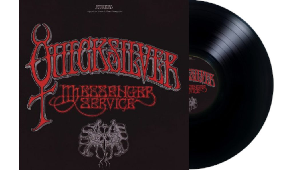 "Quicksilver Messenger Service – ""Quicksilver Messenger Service""<br>Svibanj – 1968."