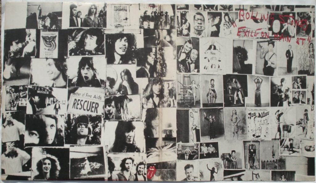 """The Rolling Stones – """"Exile on Main St.""""<br>Svibanj – 1972."""
