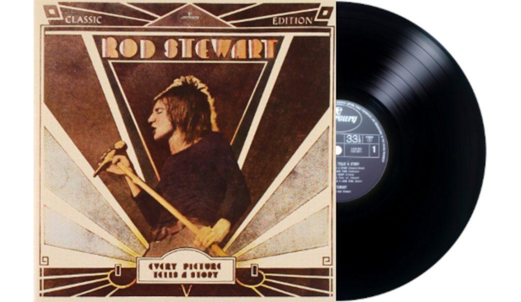 "Rod Stewart – ""Every Picture Tells Story""<br>Svibanj – 1971."