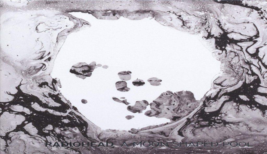 "Radiohead – ""A Moon Shaped Pool""<br>Svibanj – 2016."