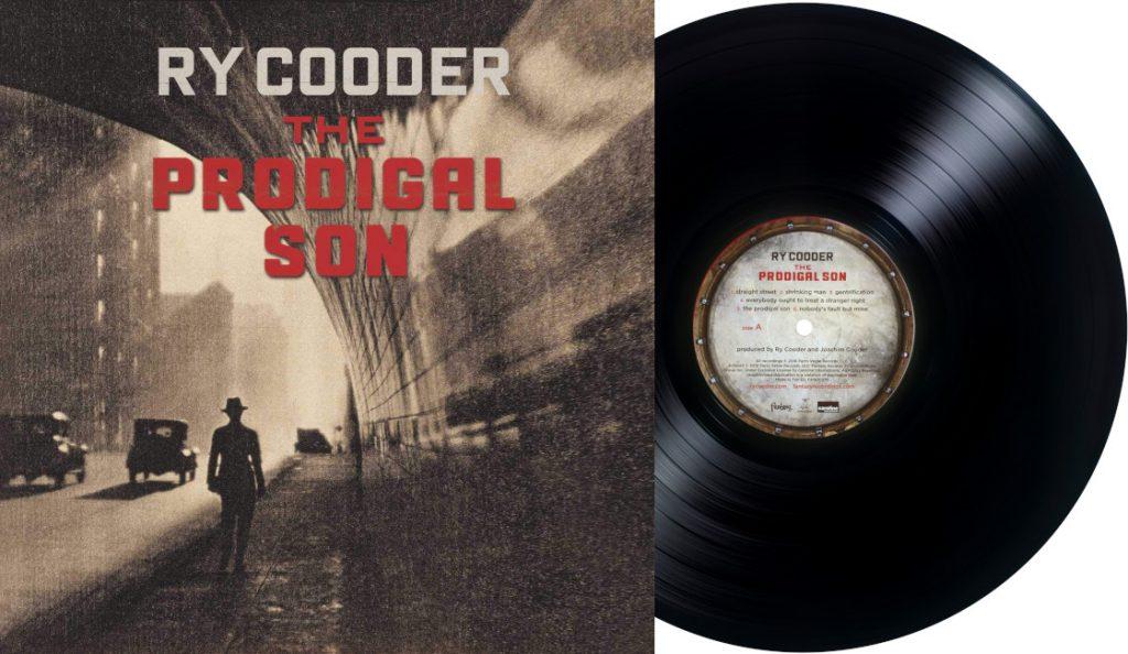 "Ry Cooder  – ""The Prodigal Son""<br>Svibanj – 2018."