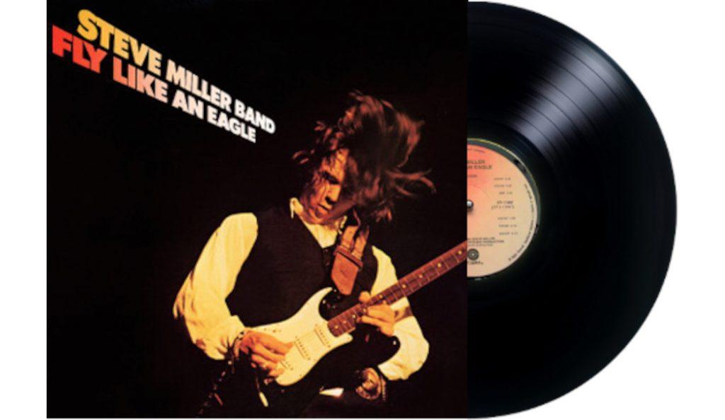 "Steve Miller Band – ""Fly Like an Eagle""<br>Svibanj – 1976."
