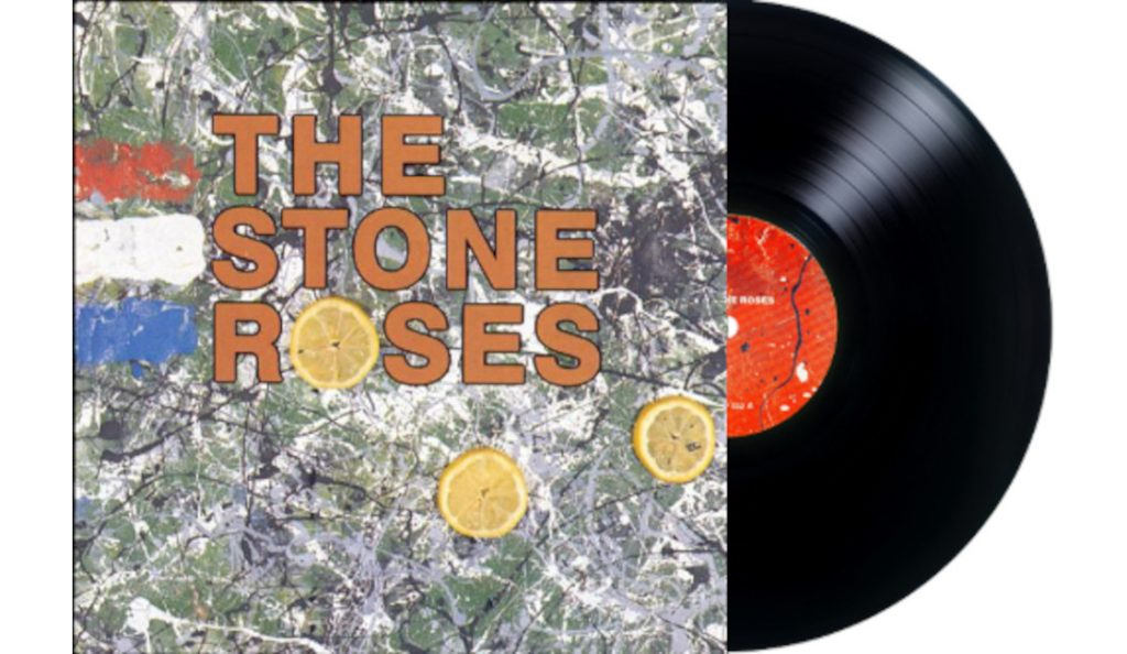 "The Stone Roses – ""The Stone Roses""<br>Svibanj – 1989."