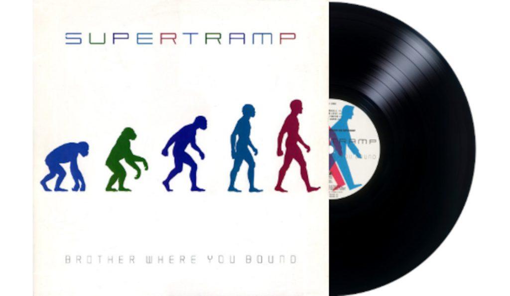 "Supertramp – ""Brother Where You Bound""<br>Svibanj – 1985."