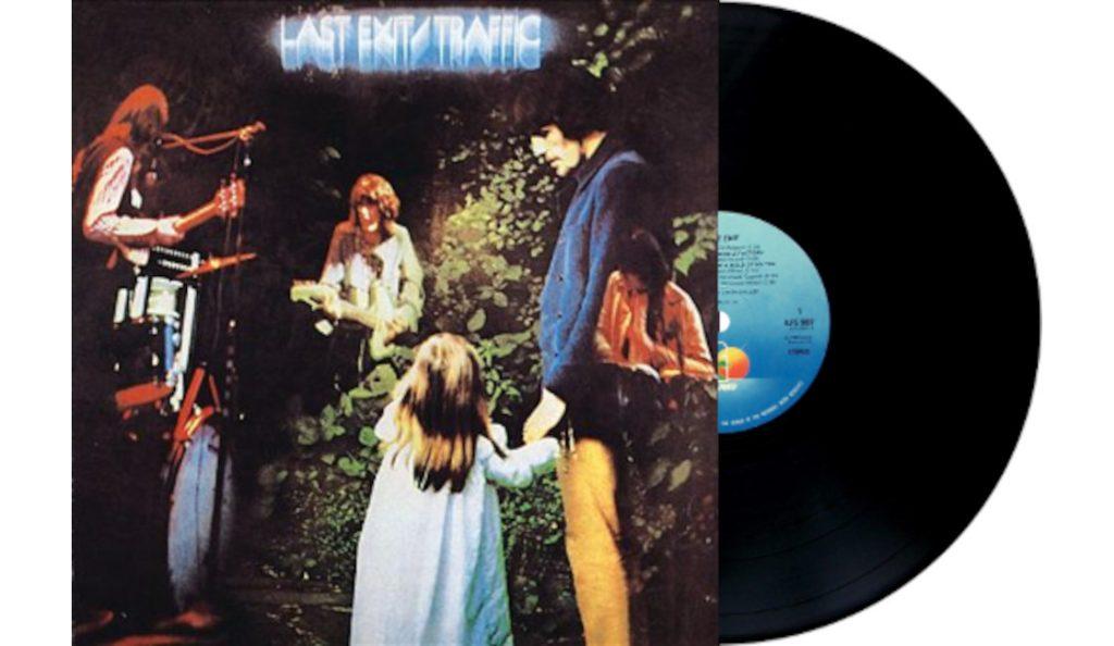 "Traffic – ""Last Exit""<br>Svibanj – 1969."