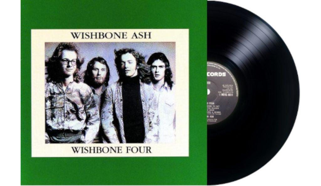 "Wishbone Ash – ""Wishbone Four""<br>Svibanj – 1973."