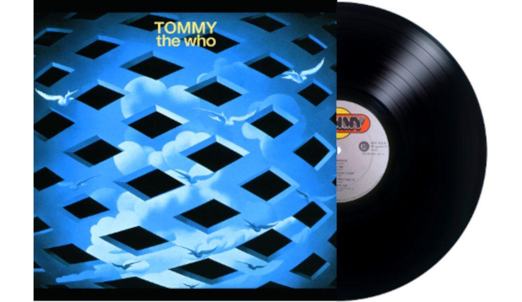 """The Who – """"Tommy""""<br>Svibanj – 1969."""