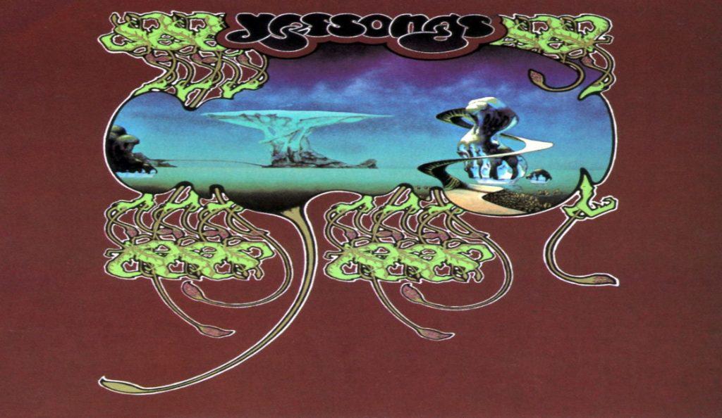 "Yes – ""Yessongs""<br>Svibanj – 1973."
