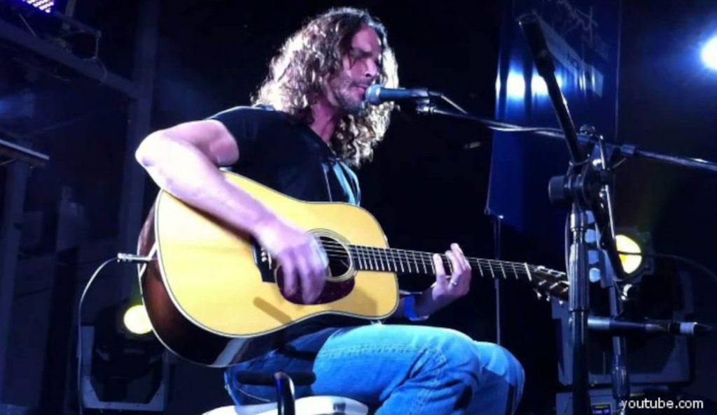 Chris Cornell<br>1964. – 2017.<br>Svibanj – 2017.